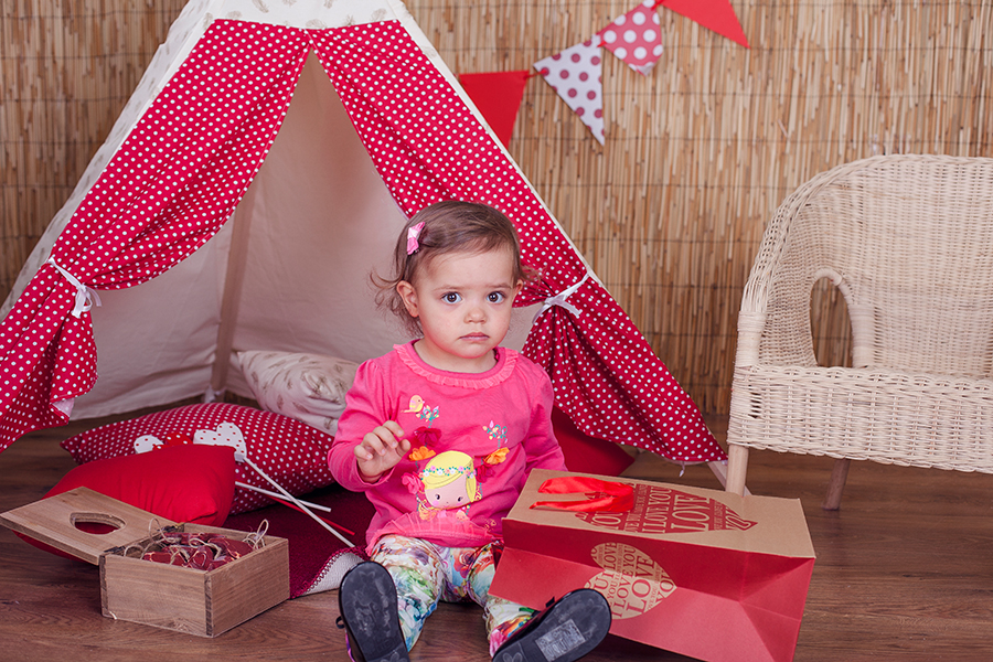 Детска фотосесия на Стефани при фотограф Олга Ташева. Фото студио Варна. Детска, бебешка и семейна фотография - 15525