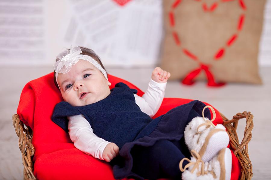 Детска фотосесия на Хрисиана при фотограф Олга Ташева. Фото студио Варна. Детска, бебешка и семейна фотография - 177242
