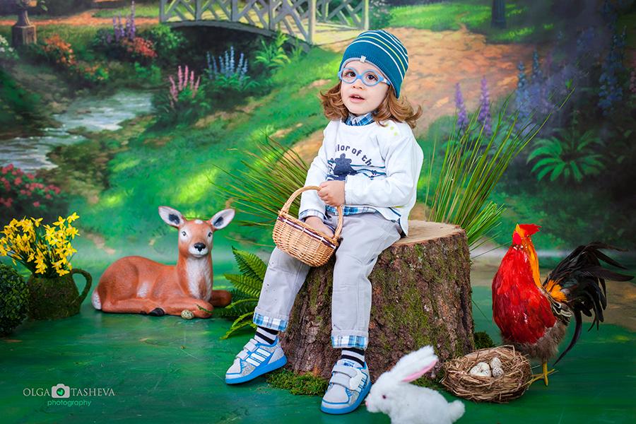Детска фотосесия на Росиян при фотограф Олга Ташева. Фото студио Варна. Детска, бебешка и семейна фотография. Фотограф Варна - 6547878