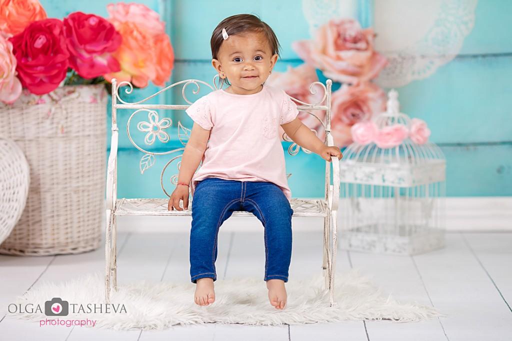 бебешка фотосесия варна