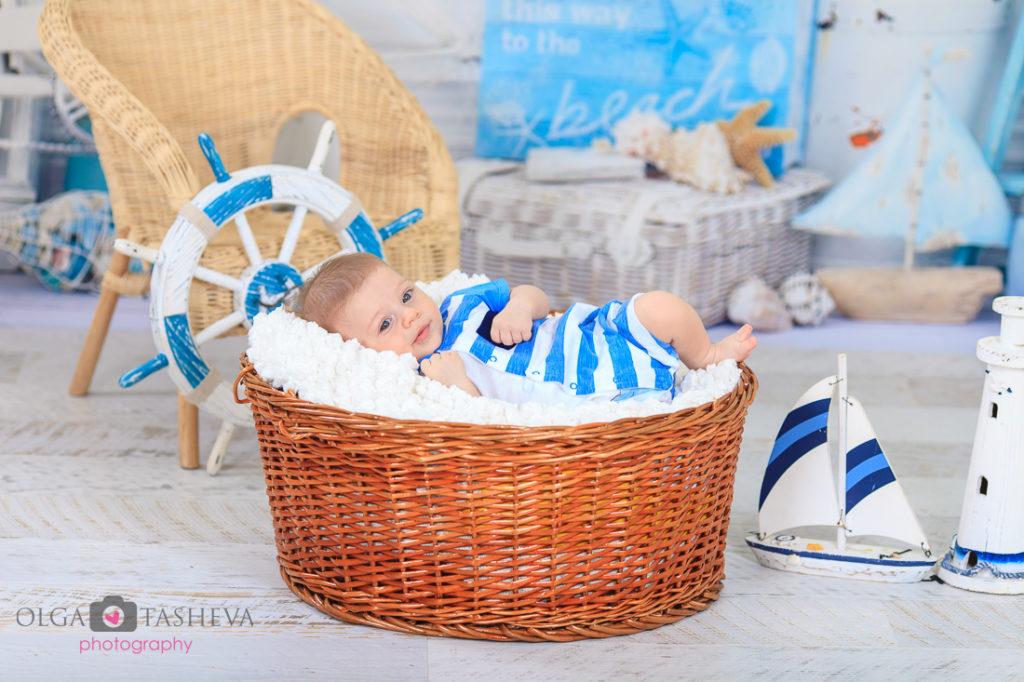 бебешки фотограф