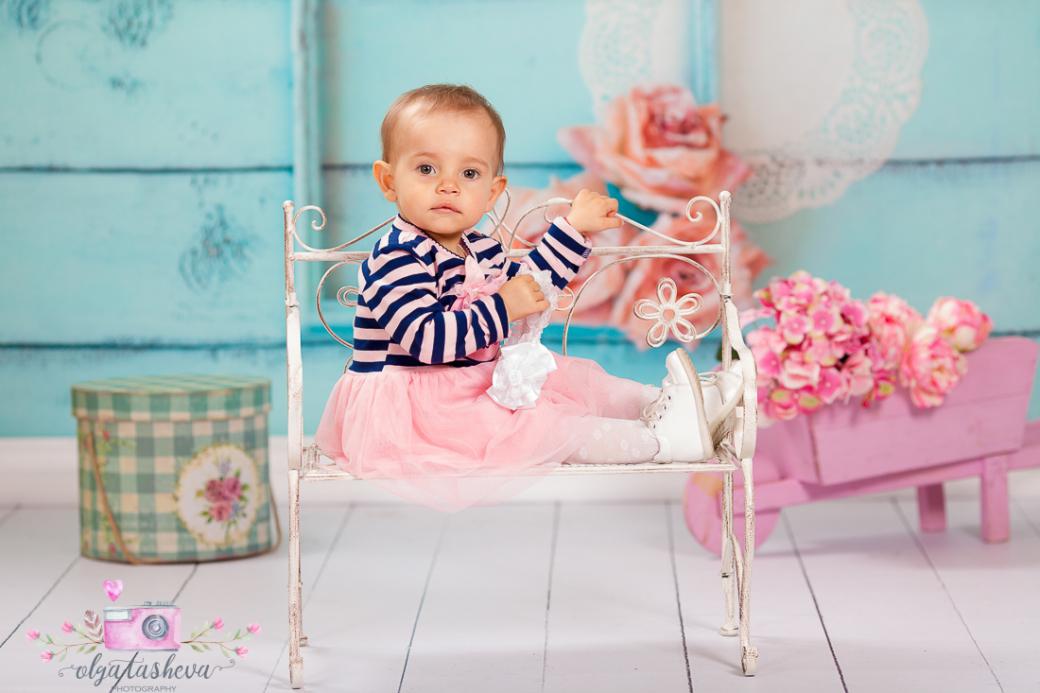 Детски фотограф Варна. Детска фотосесия на Александра при фотограф Олга Ташева в студио. Бебешка, детска и семейна фотография-6547