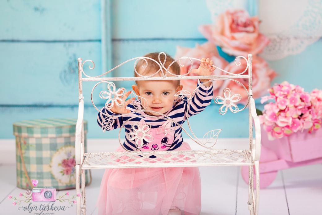 Детски фотограф Варна. Детска фотосесия на Александра при фотограф Олга Ташева в студио. Бебешка, детска и семейна фотография-38974