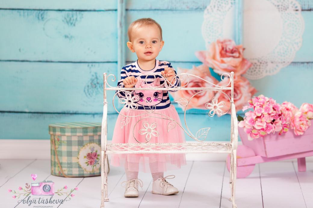 Детски фотограф Варна. Детска фотосесия на Александра при фотограф Олга Ташева в студио. Бебешка, детска и семейна фотография-48985