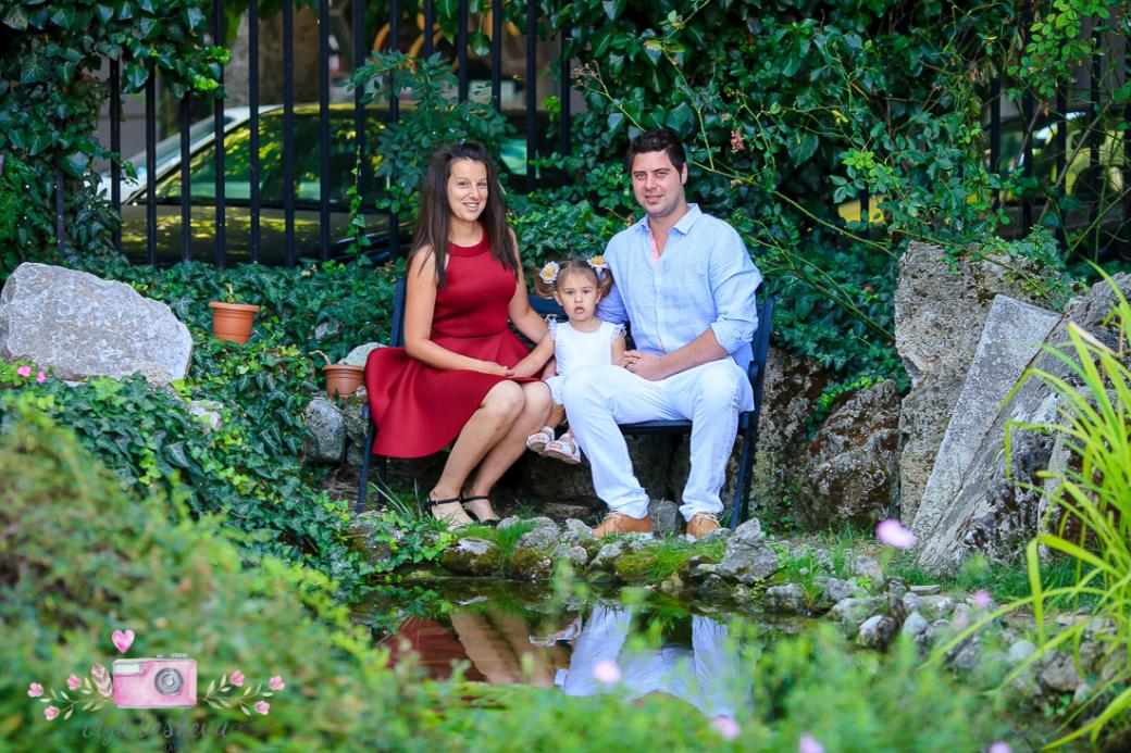 Фотограф за Кръщене Варна. Фотозаснемане на кръщене на Криста от фотограф Олга Ташева. Бебешка, детска и семейна фотография-1