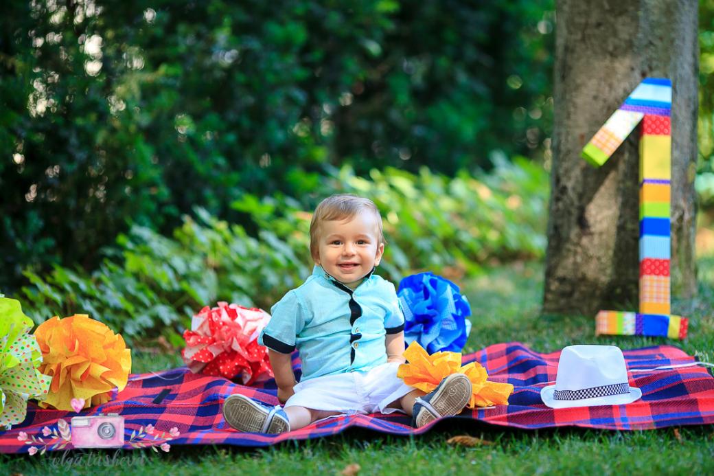 Фотограф за детски рожден ден Варна. Фотозаснемане на рожден ден на Илко от фотограф Олга Ташева в студио. Бебешка, детска и семейна фотография-10