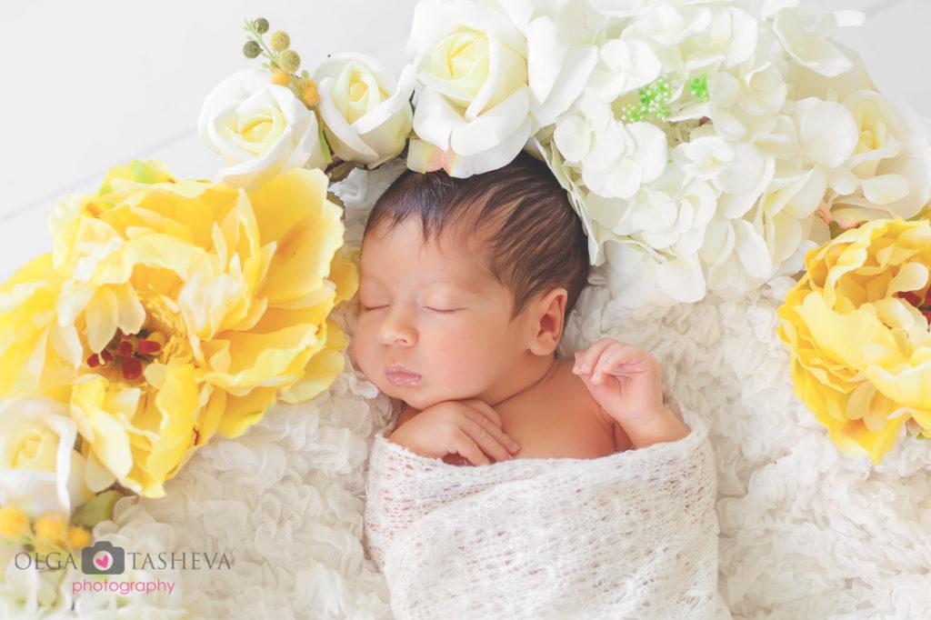 фотосесия на новородено варна 3524