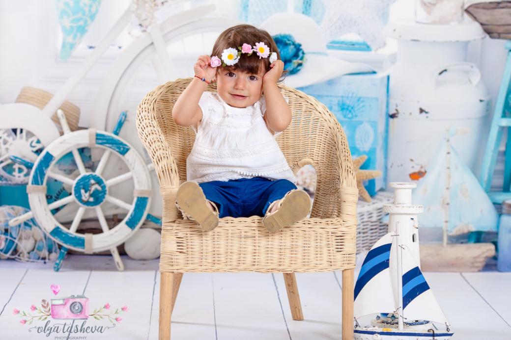Детски фотограф Варна. Детска фотосесия Алекс при фотограф Олга Ташева в студио. Бебешка, детска и семейна фотография-1