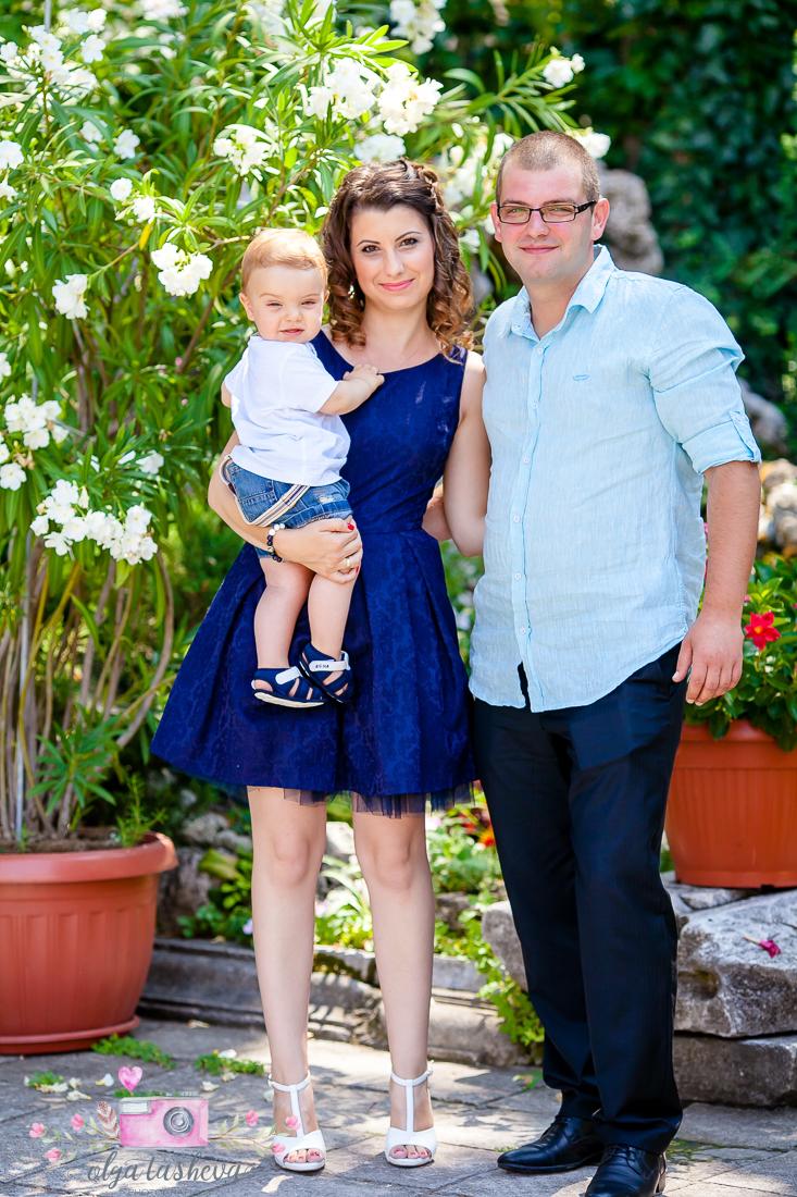Фотограф за кръщене Варна. Фотозаснемане на кръщене на Джулиян от фотограф Олга Ташева. Бебешка, детска и семейна фотография-2