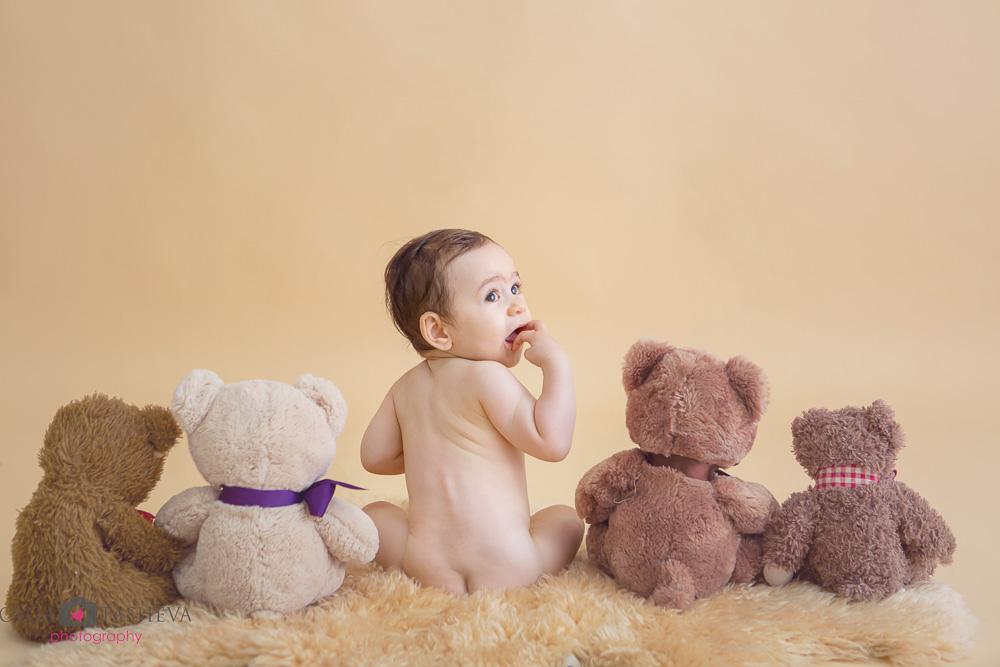 бебешка фотосесия дани 3