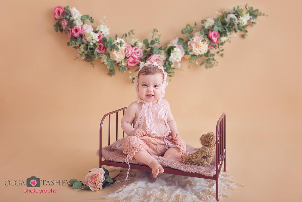 бебешка фотосесия маринела 2