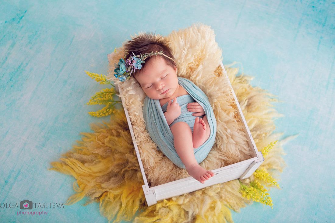 фотосесия новородено маги 1