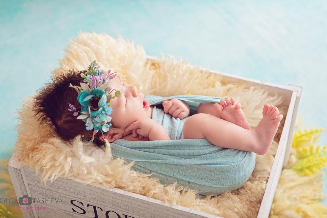 фотосесия новородено маги 2