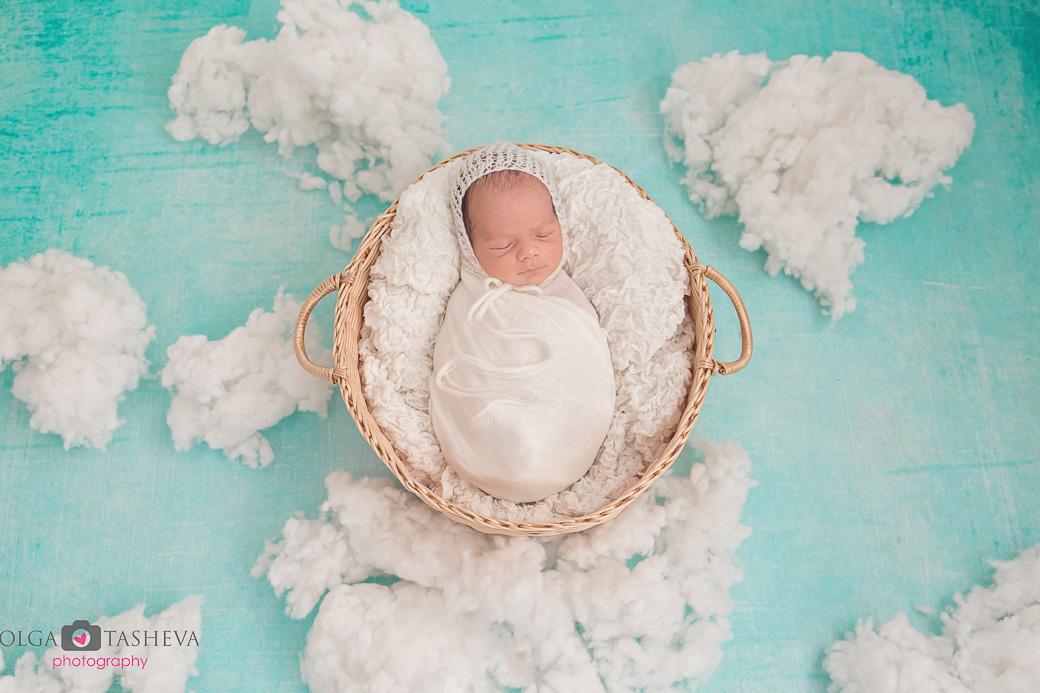 фотосесия на новородено алекс 1