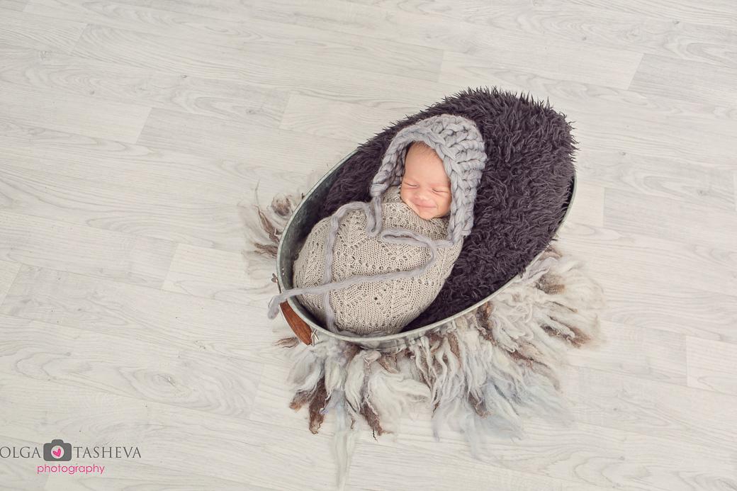 фотосесия на новородено алекс 2