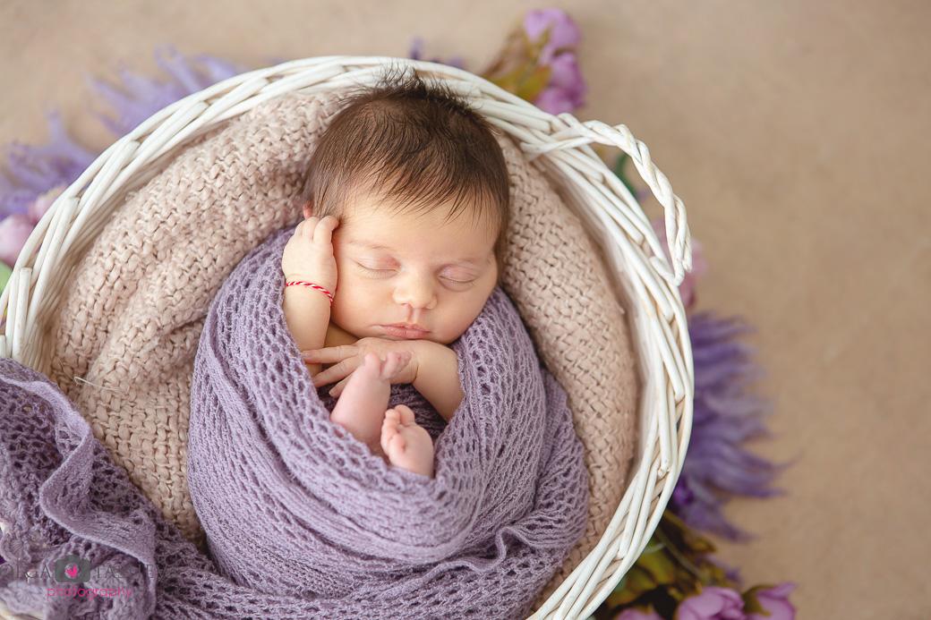 фотосесия на новородено теодора 2